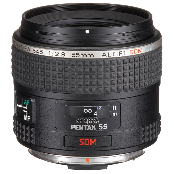 26350 - Pentax D FA 645 55mm f/2.8