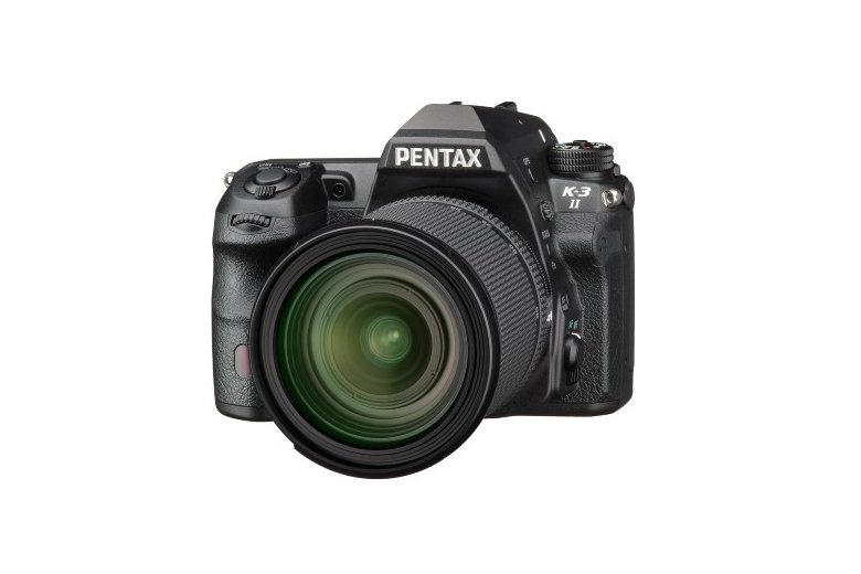 16161 - Pentax K-3 II DSLR (Body Only)
