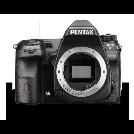 Pentax K-3 II DSLR (Body Only) **