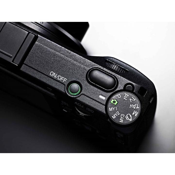 175847 - Ricoh GR II Camera - Black