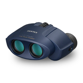 Pentax UP 10 x 21 Binoculars (Navy)
