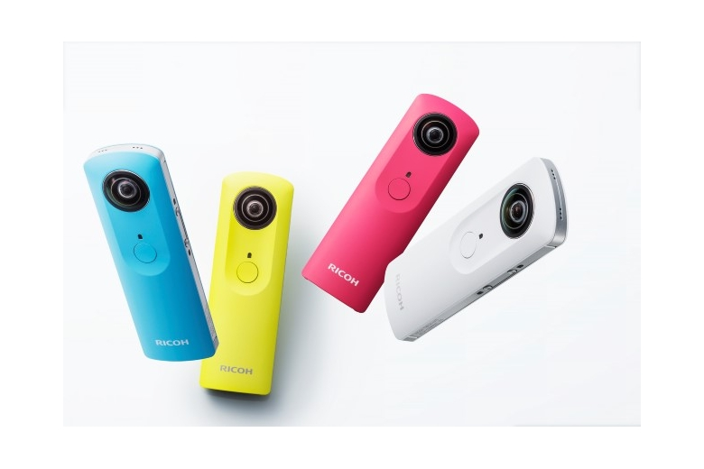 910733 - Ricoh Theta m15 Spherical