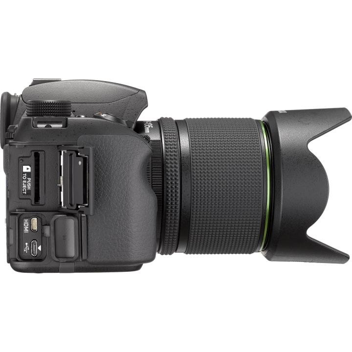 16257 - Pentax K-70 DSLR (Black) with