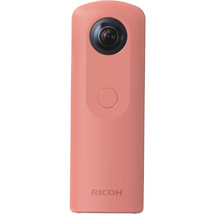 Ricoh Theta SC Spherical Digital Camera - Pink**