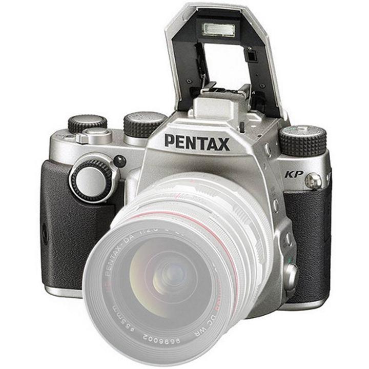 16039 - Pentax KP DSLR Body (Silver)
