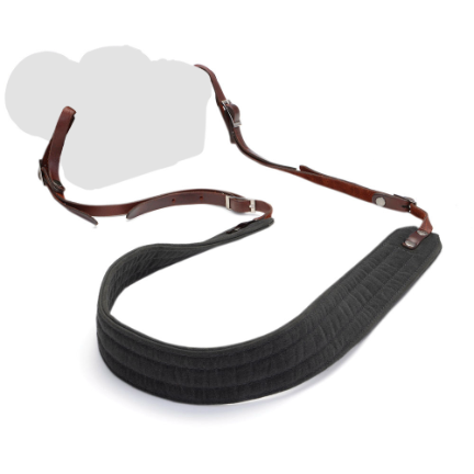 ONA Presidio Camera Strap - Black