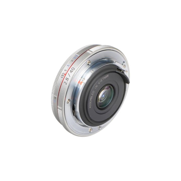 21400 - Pentax DA 40mm f/2.8 LTD HD