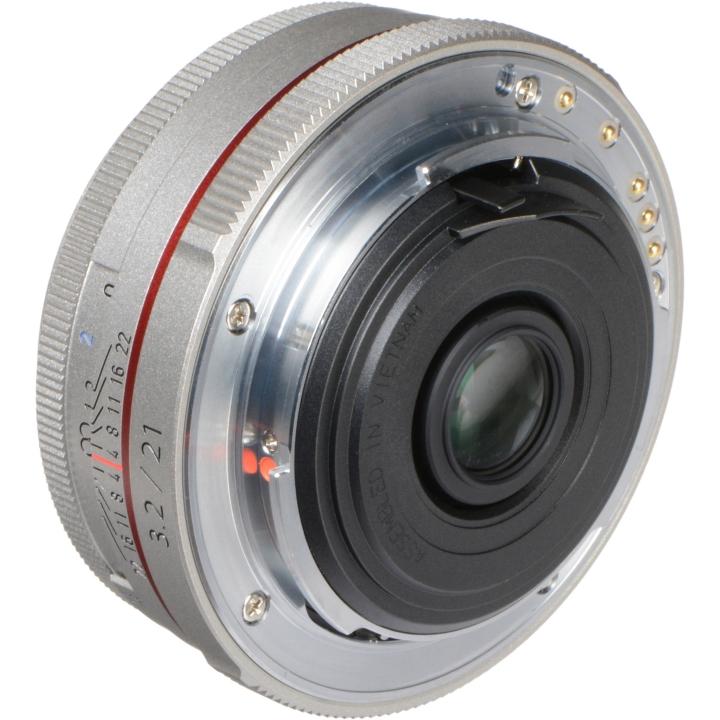 21420 - Pentax DA 21mm f/3.2 LTD HD