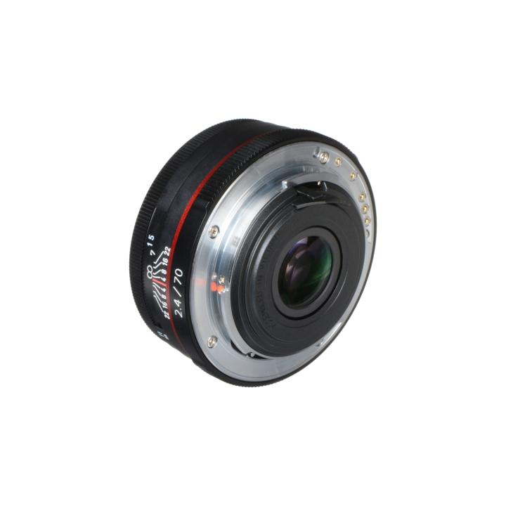 21430 - Pentax DA 70mm f/2.4 LTD HD
