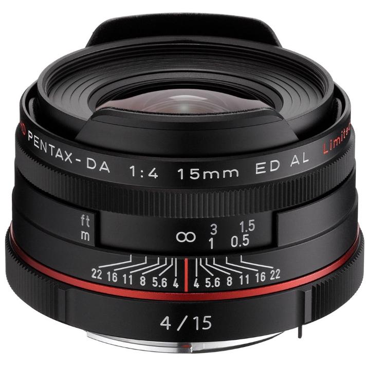 21470 - Pentax DA 15mm f/4 Limited