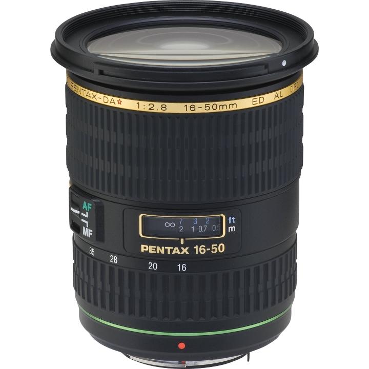 21650 - Pentax DA* 16-50mm f/2.8 ED IF