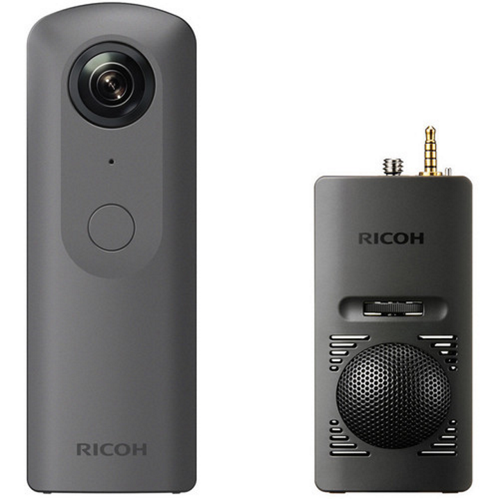 910725K1 - Ricoh Theta V 4K Spherical