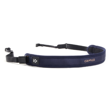 Crumpler Base Layer Camera Strap - Sunday Blue