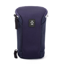 Crumpler Base Layer Lens Case Large - Sunday Blue