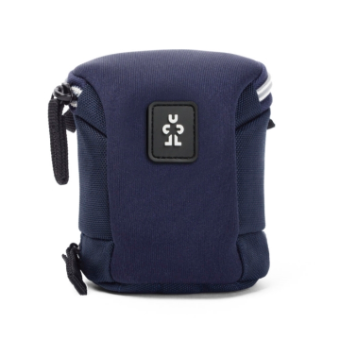 Crumpler Base Layer Lens Case Small - Sunday Blue