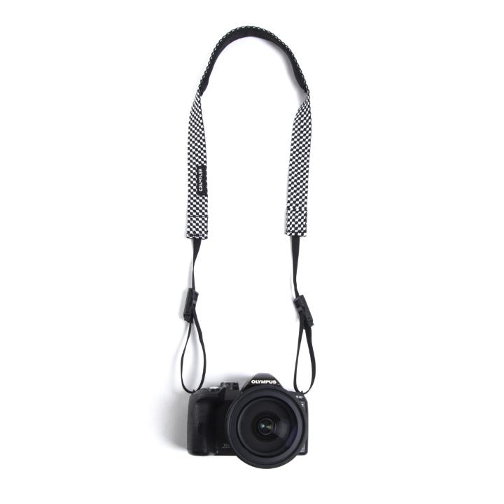 CHST-002 - Crumpler Check Strap Black /