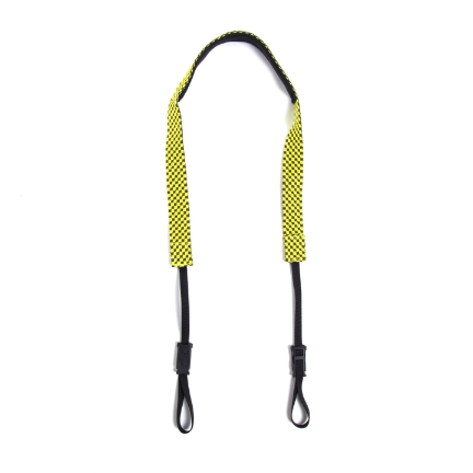 Crumpler Check Strap Cameo - Grey / Yellow