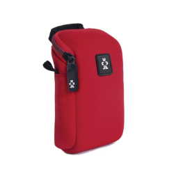Crumpler Drewbob Camera Pouch 100 Red / Red