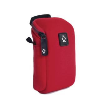 Crumpler Drewbob Camera Pouch 100 Red / Red