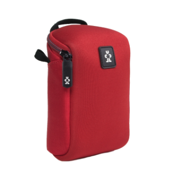 Crumpler Drewbob Camera Pouch 200 Red / Red