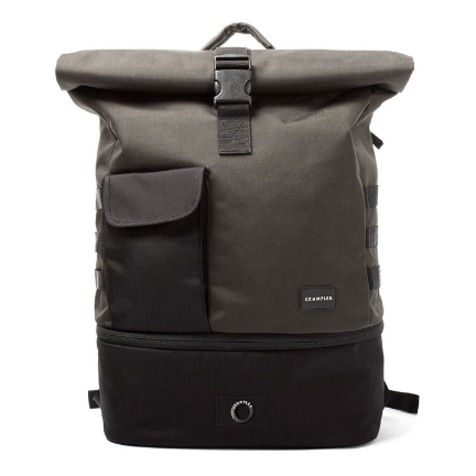 Crumpler The Trooper Charcoal / Black