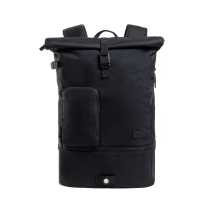 Crumpler KingPin Camera Half Backpack - Black