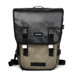 Crumpler Muli Half Photo Backpack Black Tarpaulin