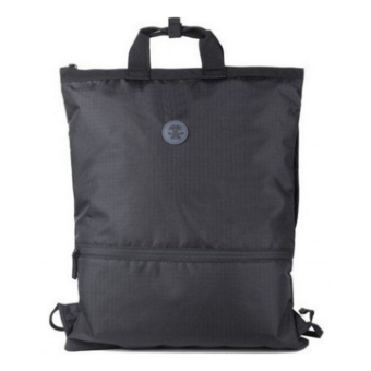 The Flying Duck Camera Half Backpack Black