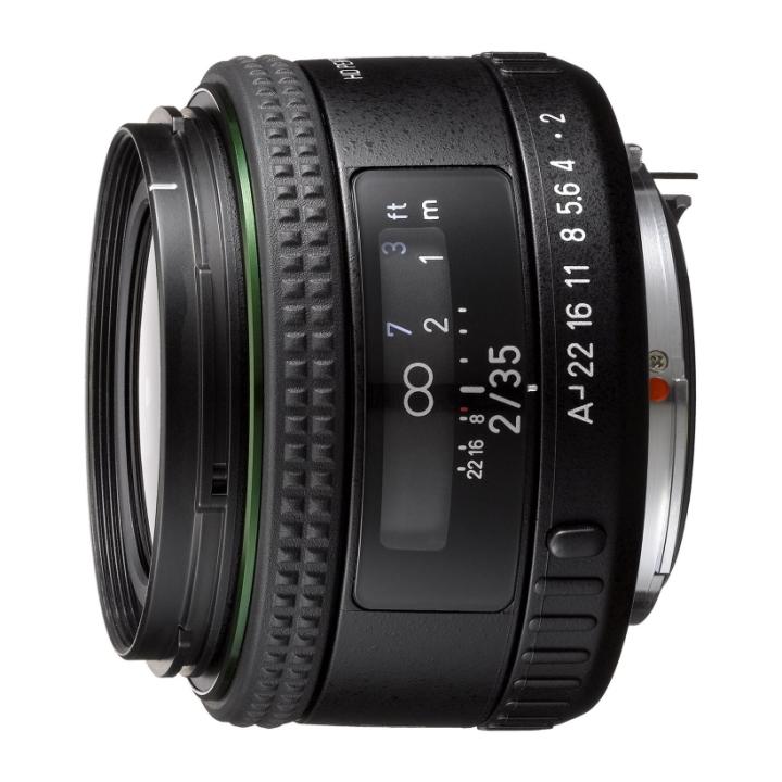 22860 - Pentax HD FA 35mm f2.0