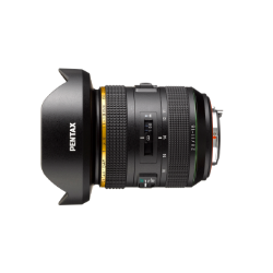 Pentax HD DA 11-18mm f2.8 ED DC Lens