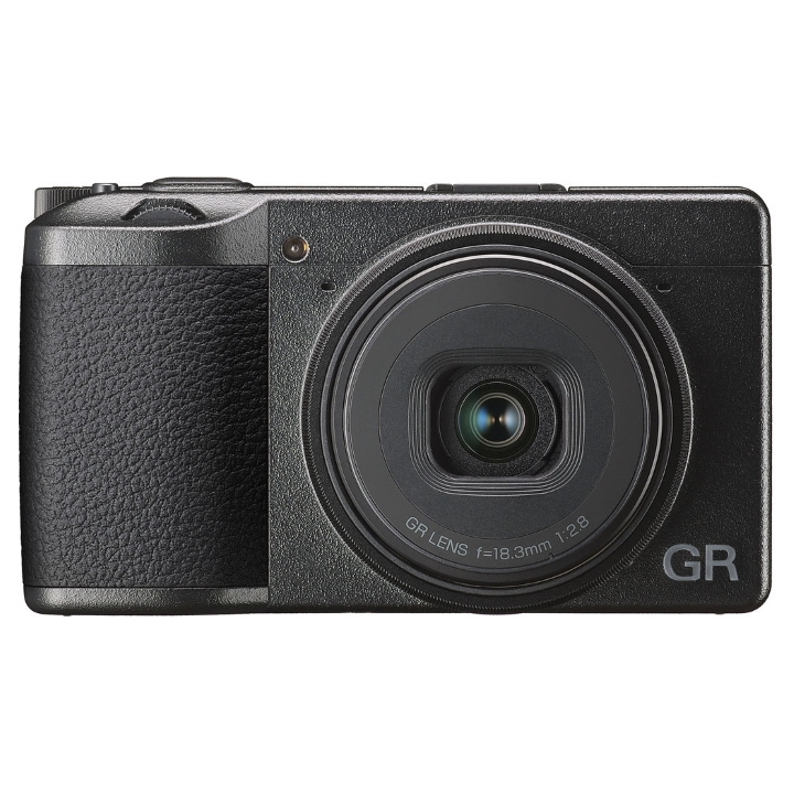15040 - Ricoh GR III Camera Black