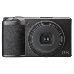 Ricoh GR III Camera - Black