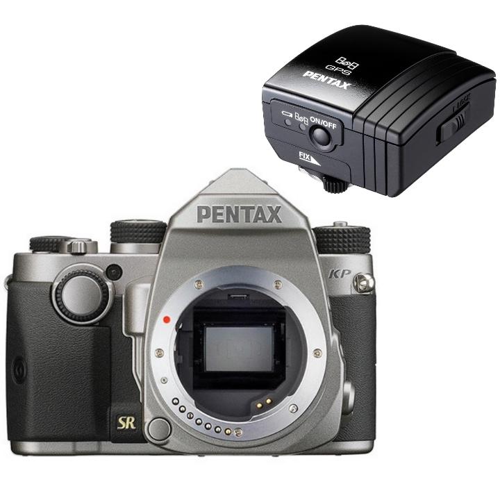 16039K3 - Pentax KP DSLR (Silver)