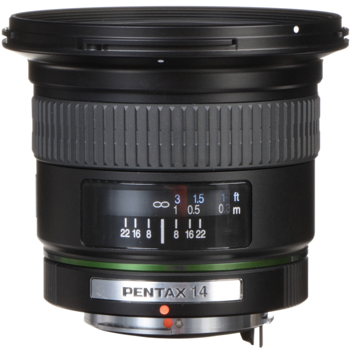 21510 - Pentax DA 14mm f/2.8 ED IF