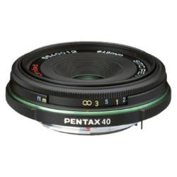 Pentax DA 40mm f/2.8 Lens