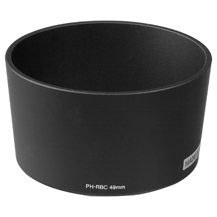 Pentax PH-RBC 49mm Lens Hood