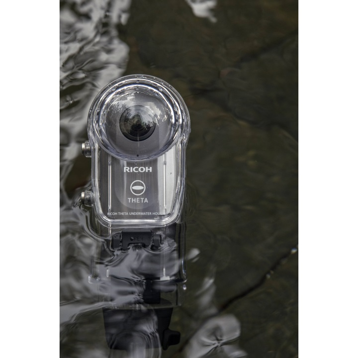 910753 - Pentax TW-1 Underwater Housing