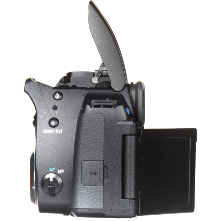 16244 - Pentax K-70 DSLR (Black)