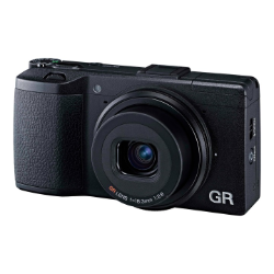 Ricoh GR II Camera - Black