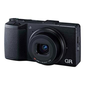 Ricoh GR II Camera - Black