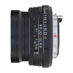 Pentax-FA 43mm f/1.9 Limited Lens (Black)