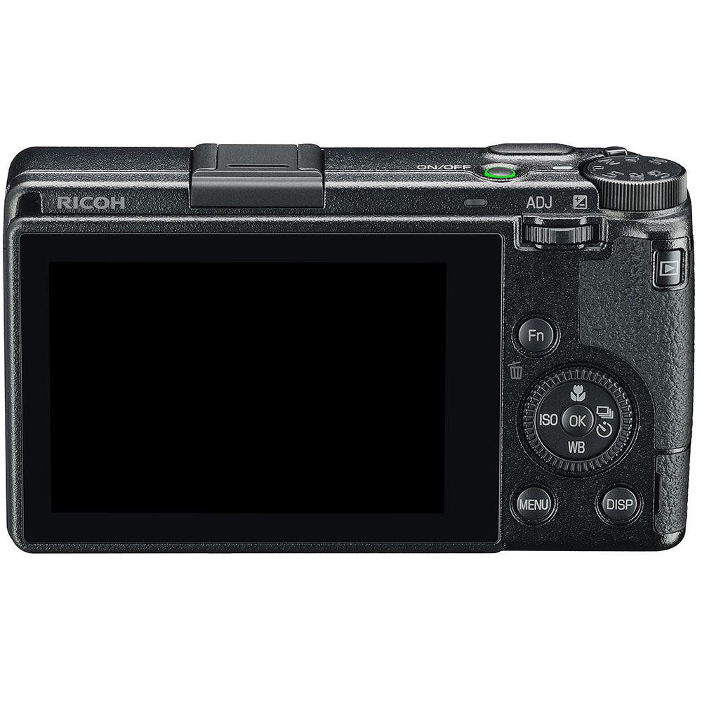15040K - Ricoh GR III Camera KIT Black
