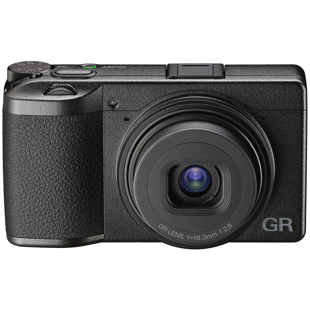 15040K - Ricoh GR III Camera KIT Black