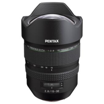 Pentax HD D FA 15-30mm f/2.8 ED SDW WR Lens