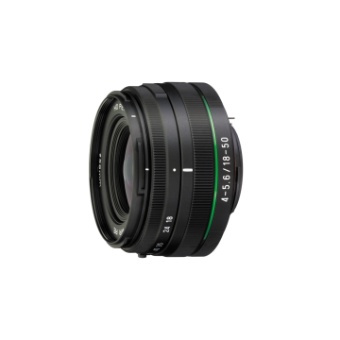 Pentax DA 18-50mm f/4-5.6 DC WR RE Lens