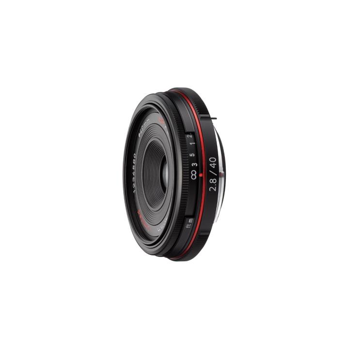 21390 - Pentax DA 40mm f/2.8 LTD HD