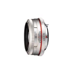 Pentax DA 70mm f/2.4 LTD HD Lens (Silver)