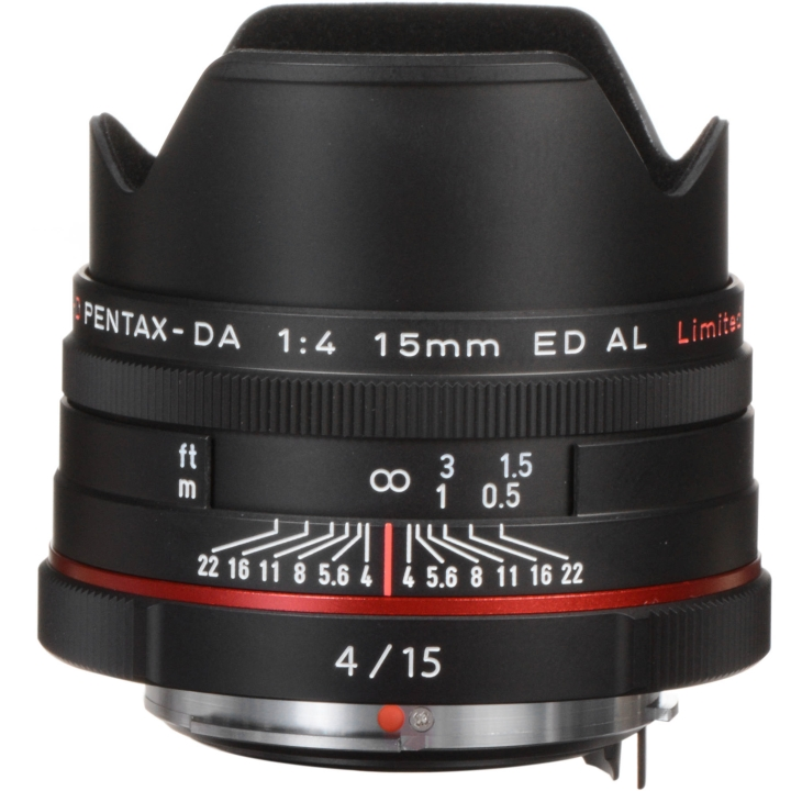 21470 - Pentax DA 15mm f/4 Limited