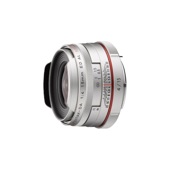21480 - Pentax DA 15mm f/4 Limited