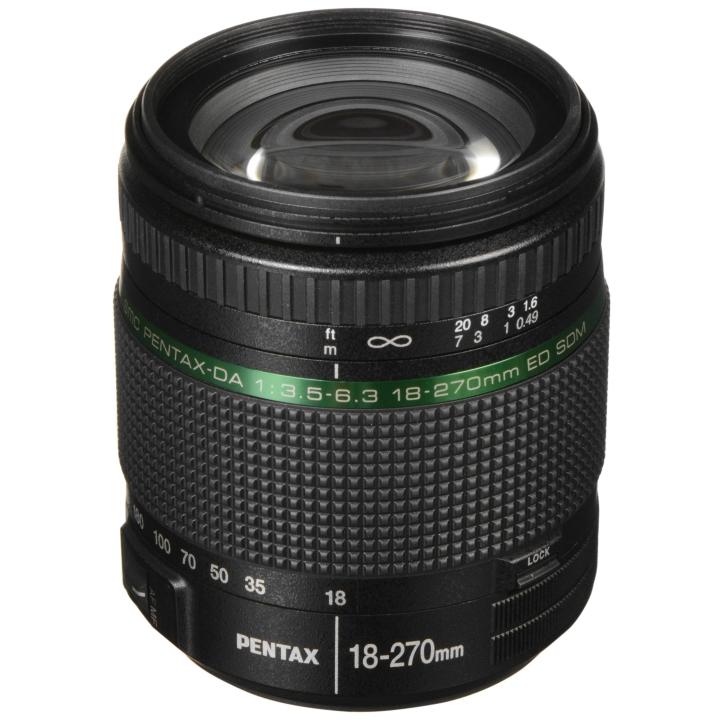 21497 - Pentax smc DA 18-270mm